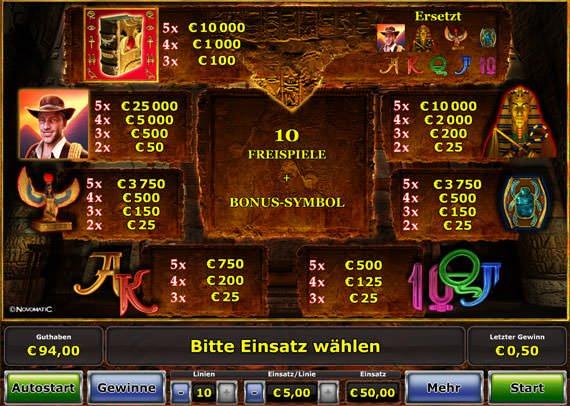 Online Casino Mit 1 € Einzahlung
