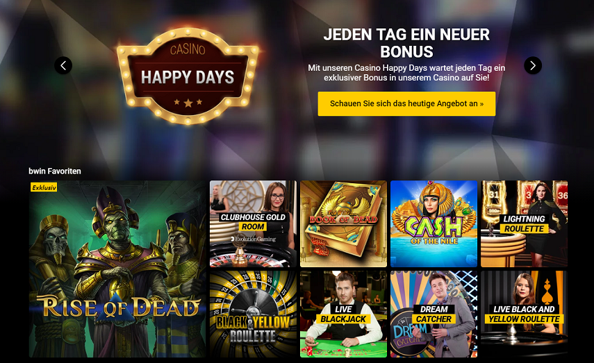 bwin casino main