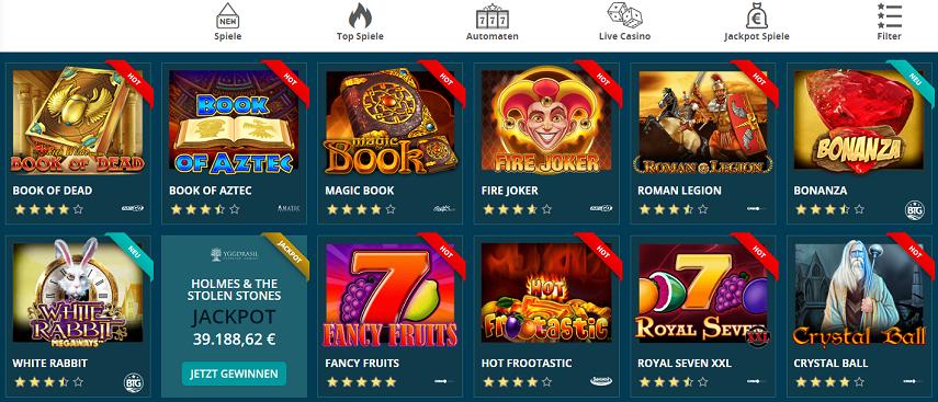 Online Casino Platin