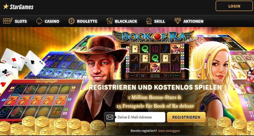 Stargames Kostenlos Casino Spielen